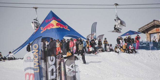 10 nazioni sul podio del World Rookie Fest 2020 a Livigno, la 15a edizione